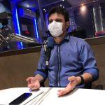 A Voz do Povo: secretário de Saúde, Luis Fabio diz que não há possibilidade de escolher qual vacina irá tomar