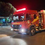 TV A Voz do Povo: homem é detido por atear fogo em folhas no quintal; bombeiros foram acionados para conter incêndio