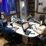 TV A Voz do Povo: secretário da SEDUC MT, Alan Porto visita Sorriso e vistoria obras em convênio com município