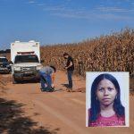 A Voz do Povo: Corpo de mulher é encontrado com 28 facadas em estrada aos fundos do bairro Mário Raiter