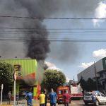 A Voz do Povo: loja Juliana Modas tem estoque totalmente destruído por incêndio