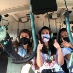 "Sorriso: Ciopaer realiza passeio de helicóptero com sorteados da campanha ""Amigos do Sangue """