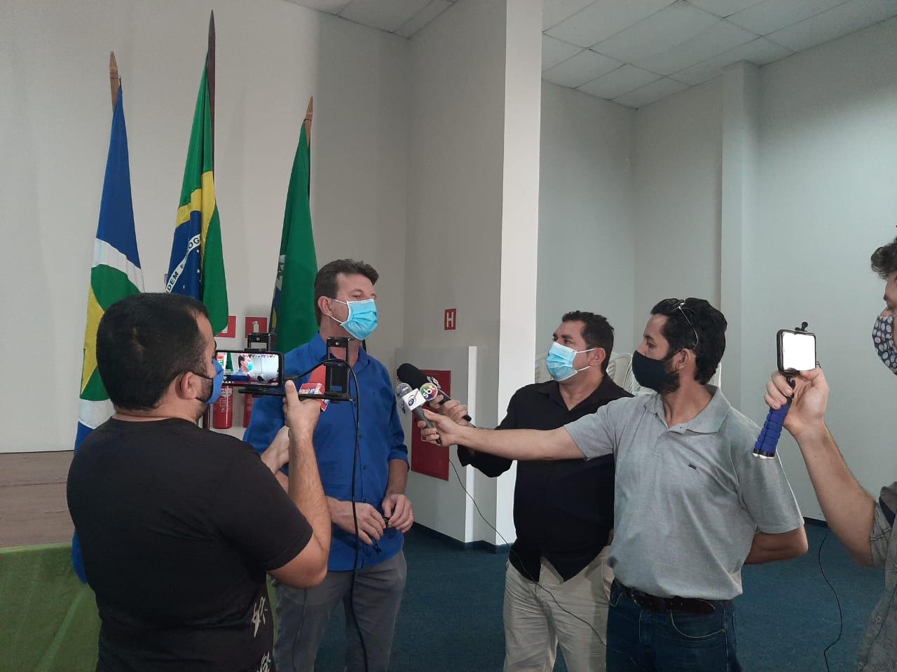 Prefeito Ari Lafin suspende projeto de implantação de lombadas eletrônicas em Sorriso