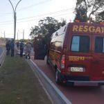 Sorriso: acidente na Av. Porto Alegre resulta em um óbito e uma pessoa gravemente ferida