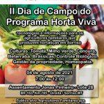 Sorriso: Sama promove dia de Campo sobre hortaliças