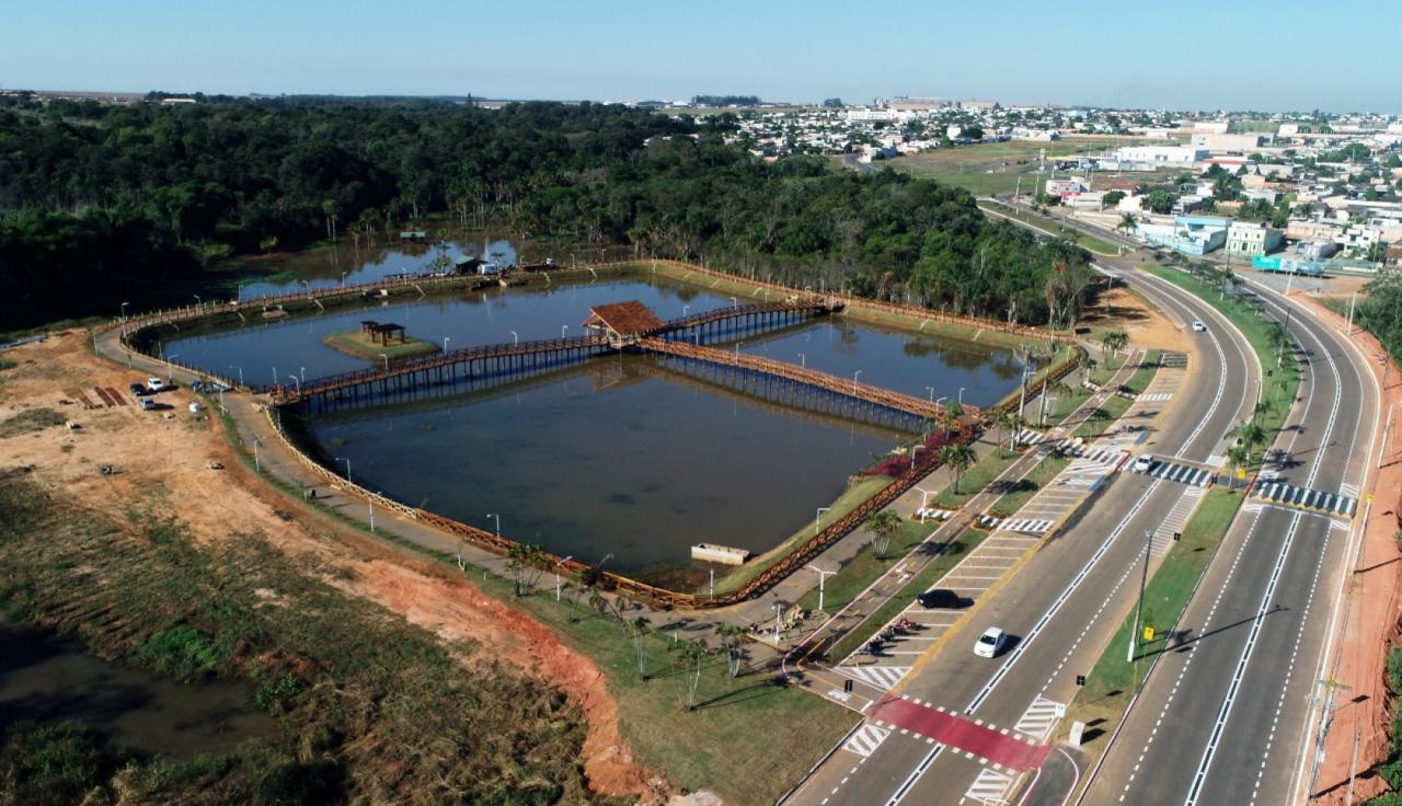 Obra vai garantir mais segurança na vazão do Lago do Rota do Sol