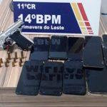 PM encontra casal morto em casa; pistola, munições e celulares estavam próximos aos corpos